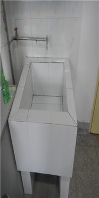 安装马桶预留给排水图片
